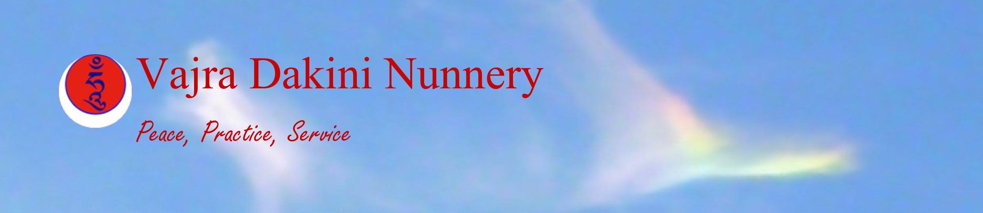 Vajra Dakini Nunnery Logo