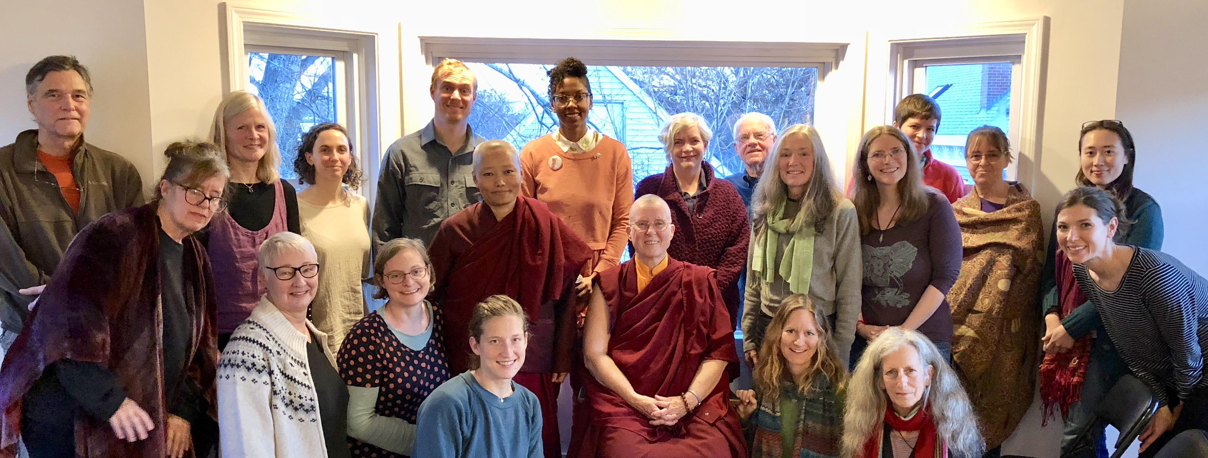 Vajra Dakini Nunnery – Peace, Practice, Service